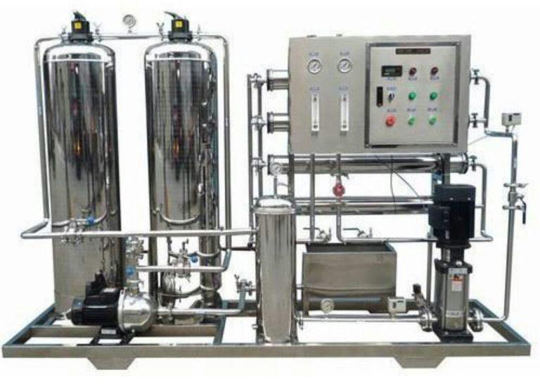 1000 liter ro plant price
